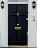 Mindful Doorman door